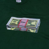 Fat Stack Tee (Hunter Green)