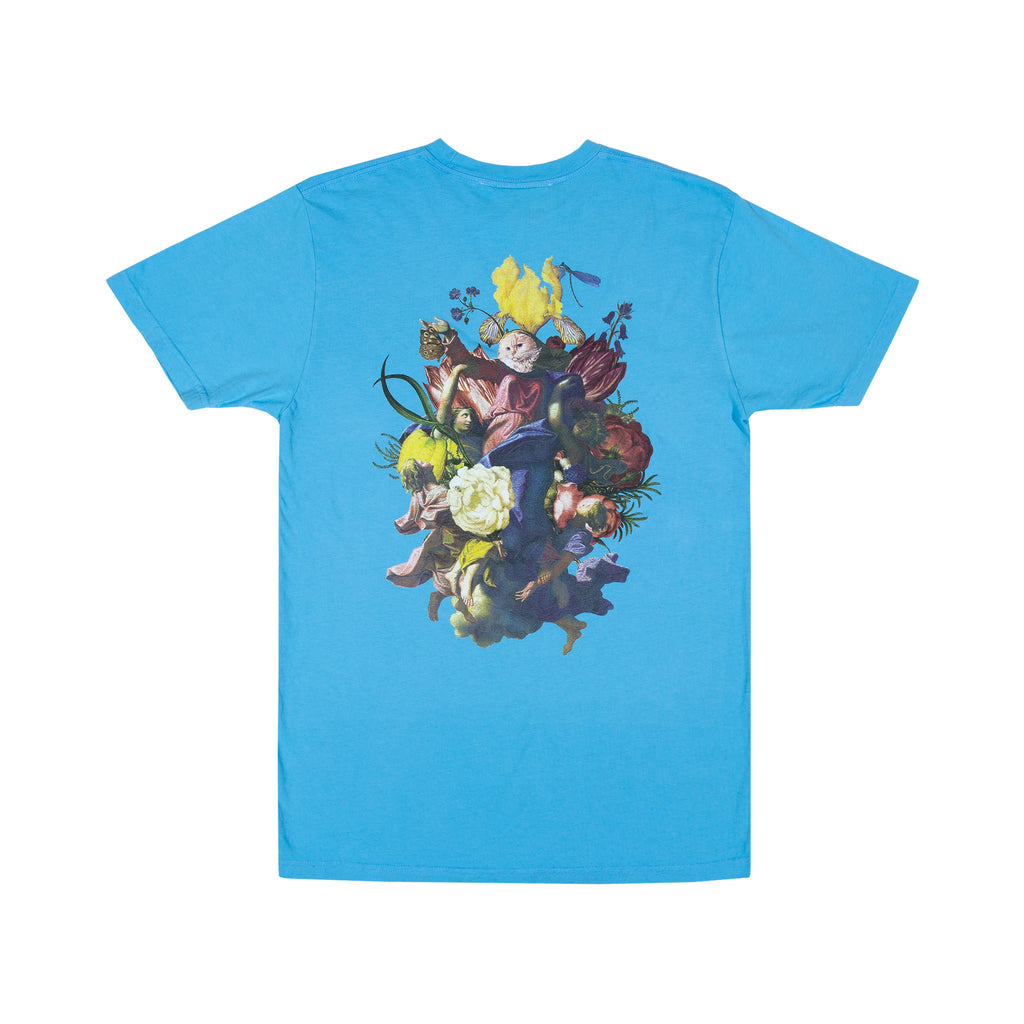 Heavenly Bodies Tee (Light Blue)