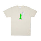 Break Yo Self Pocket Tee (Natural)