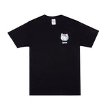 Illusion Reflective Tee (Black)