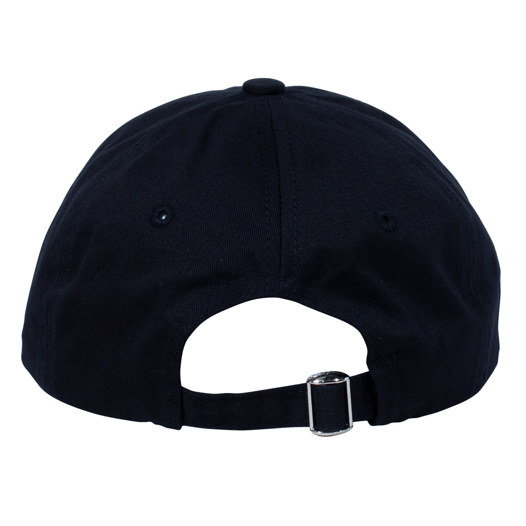 Tucked In Dad Hat (Black)