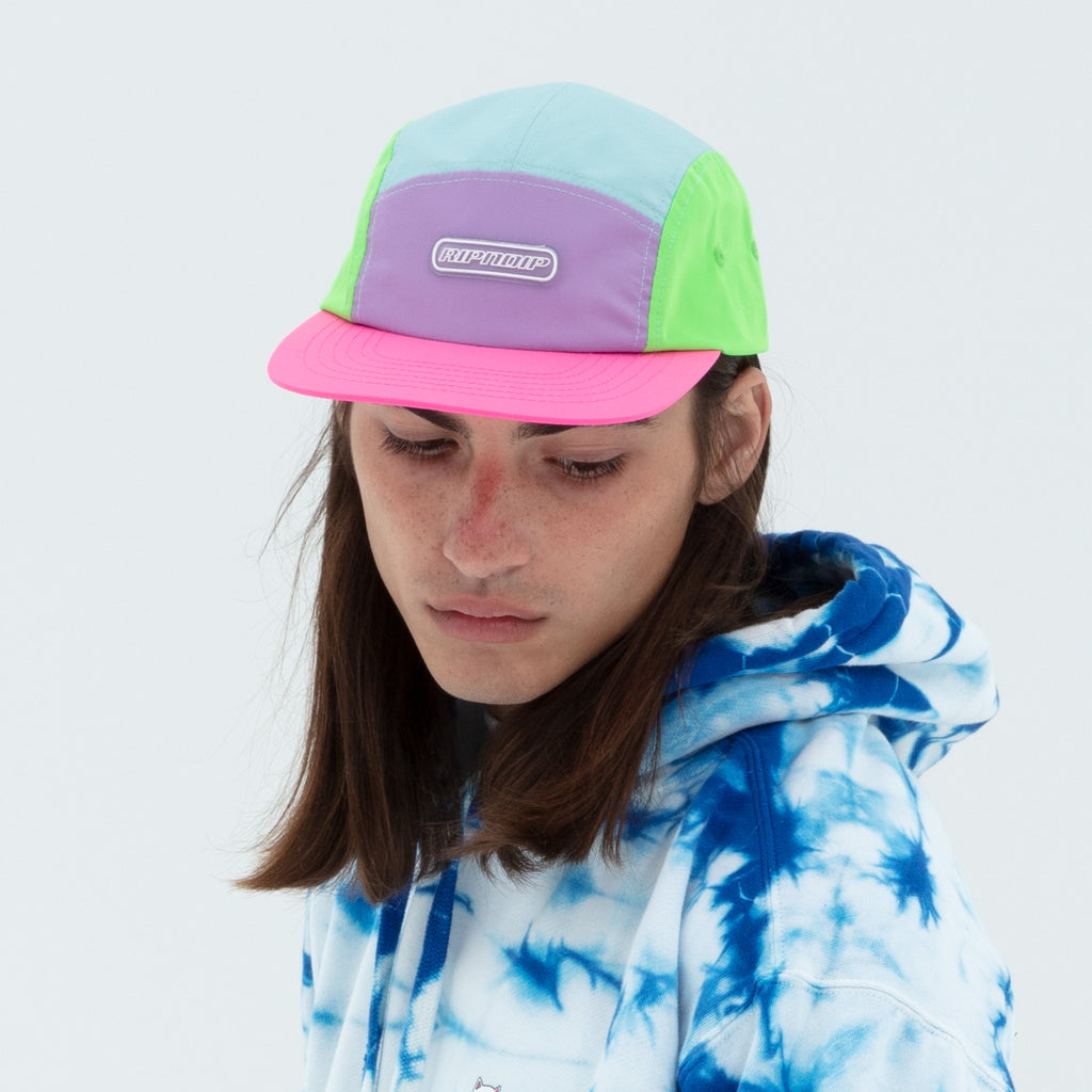 Flo-Res Color Block Camper Hat (Multi)