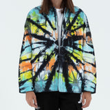 Sunburst Military Work Jacket (Multi)