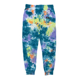 Peek A Nermal Sweat Pants (Multi Tie Dye)