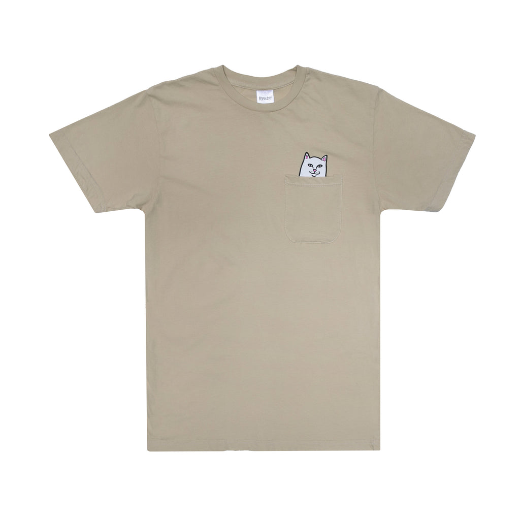 Lord Nermal Pocket Tee (Tan)