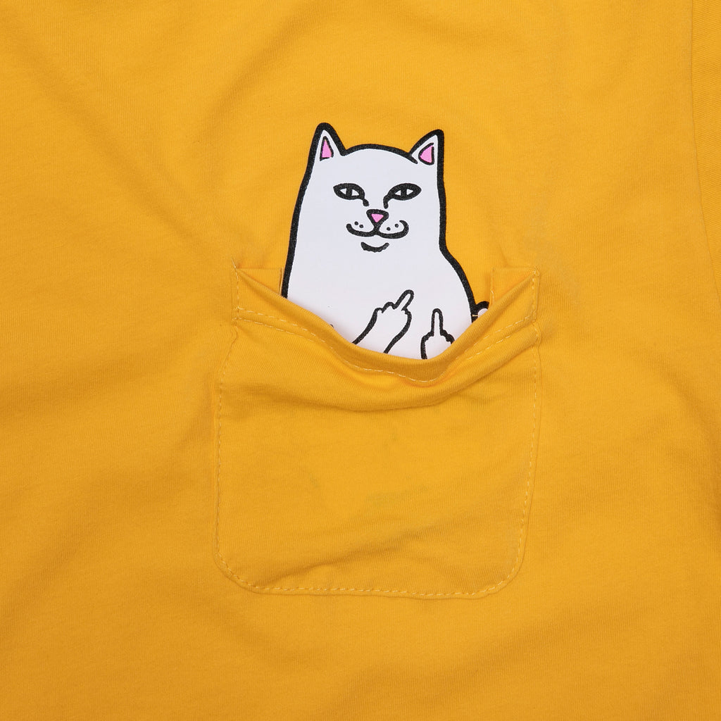 Lord Nermal S/S Pocket Tee (Gold)