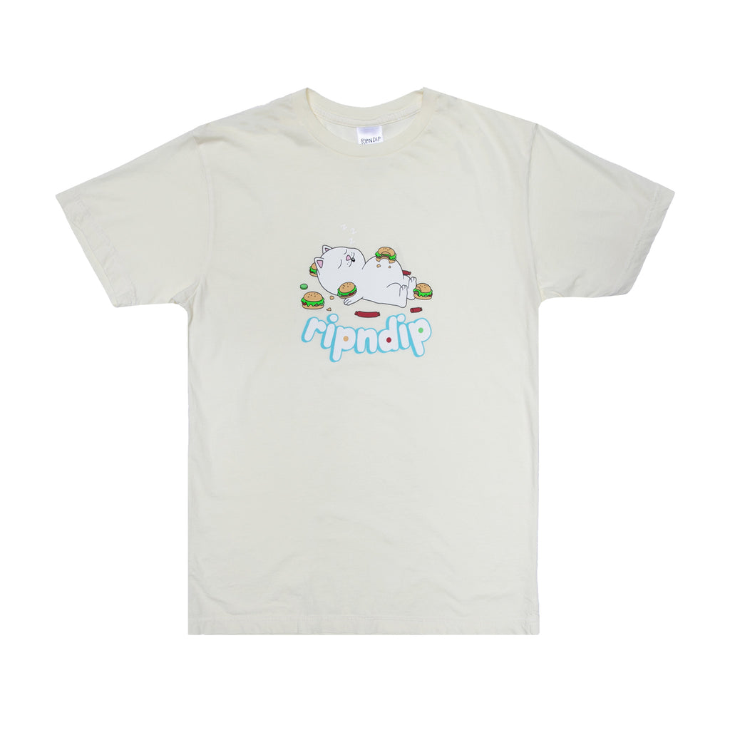Fat Hungry Baby Tee (Natural)
