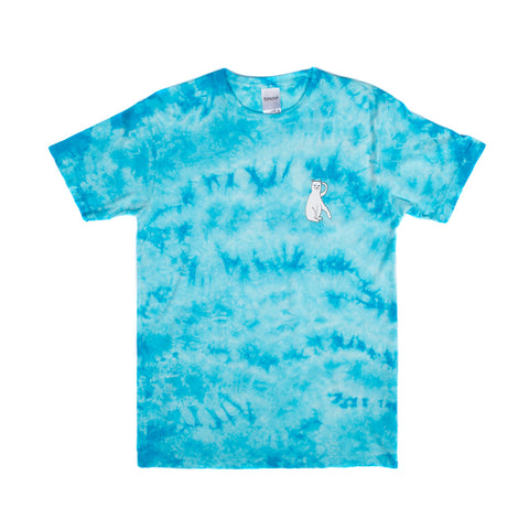 Ripndip Cats Tee (Blue Lightning Wash)