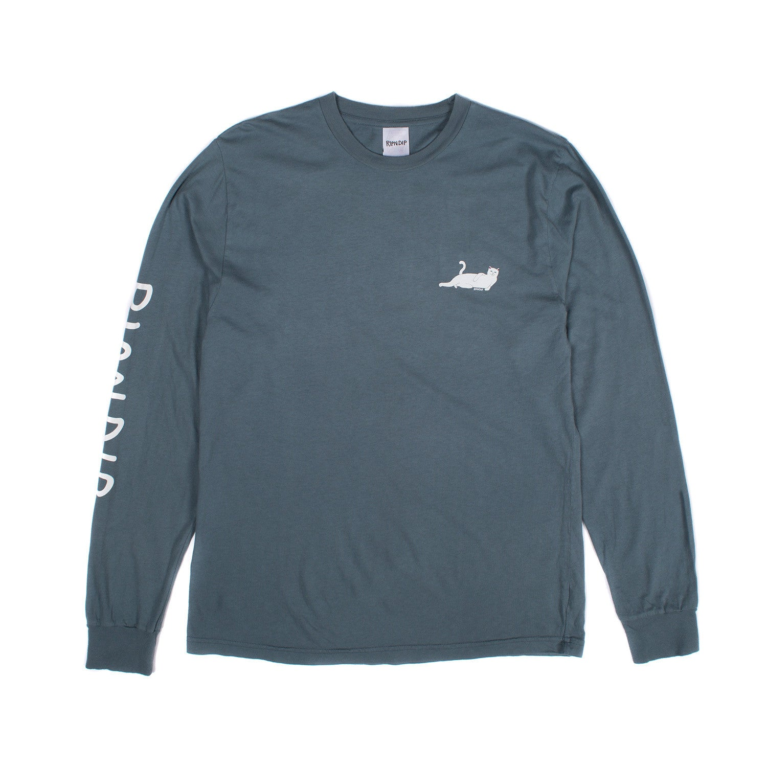 Castanza L/S (Washed Blue)