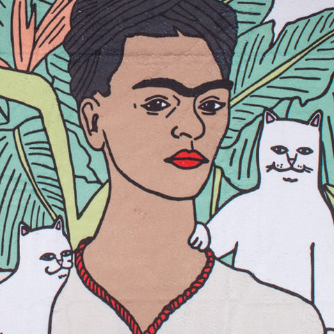 FRIDA NERMAL BEACH TOWEL