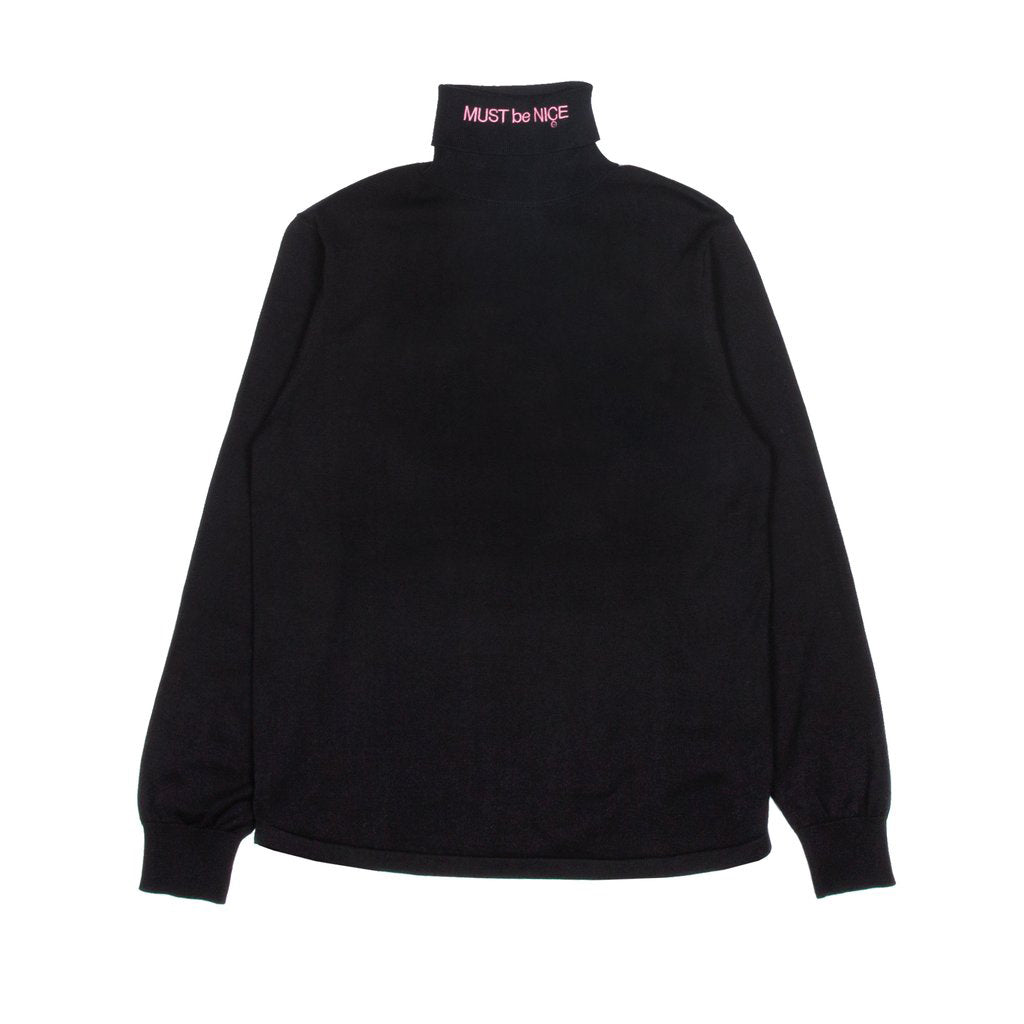 MBN Turtleneck (Black)