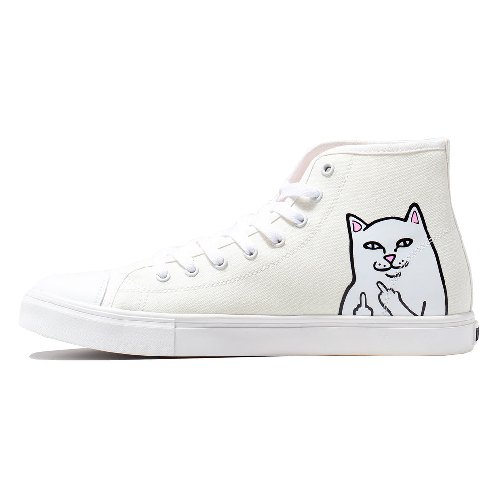 Lord Nermal UV Activated High Tops (Blue/Fuschia)