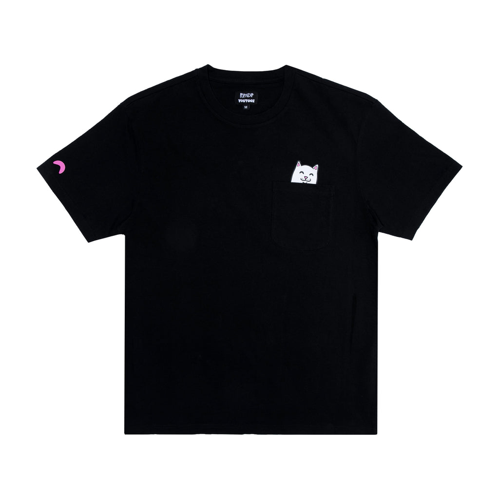 Youtooz Lord Nermal Pocket Tee (Black)