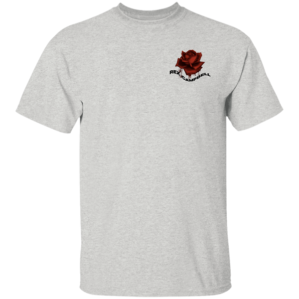 Rex Campbell Rose Drippin Tee