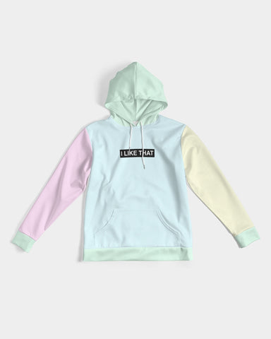 I Like That Color Blocked Hoodie