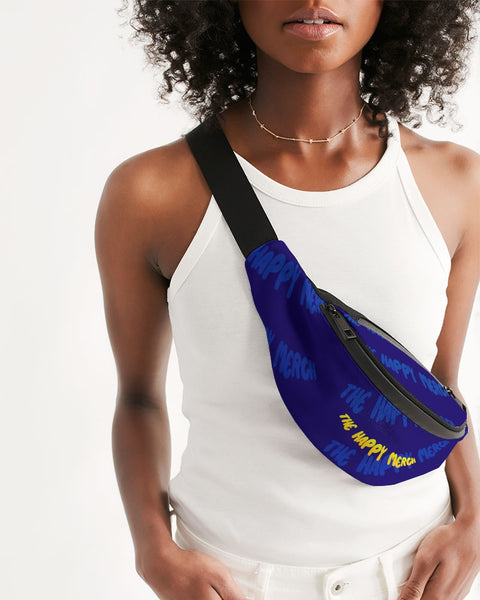 The Happy Merch Crossbody Sling Bag