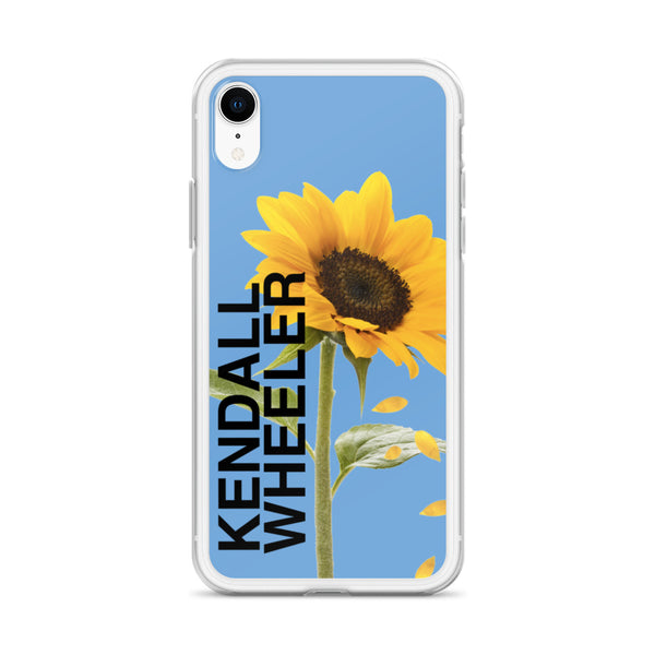 Kendall Wheeler Sunflower Phone Case