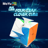 Meilong Four Leaf Clover Cube