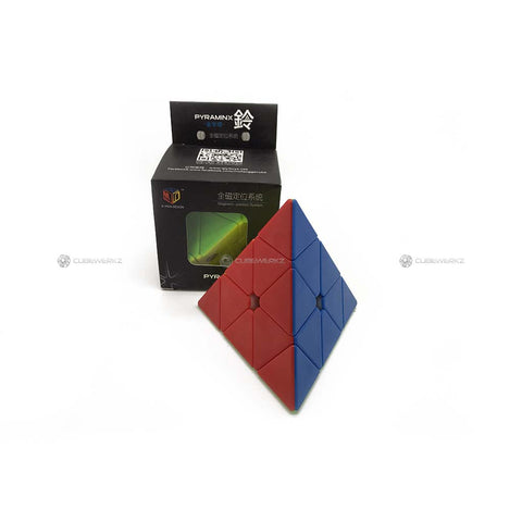 Magnetic Pyraminx-Bell - Cubewerkz Puzzle Store