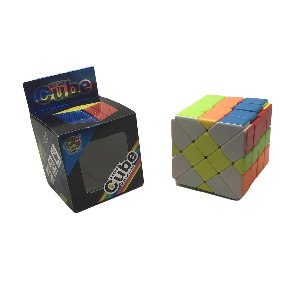 Fanxin Fisher 4x4 Stickerless - Cubewerkz Puzzle Store