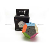 Galaxy Megaminx Sculptured - Cubewerkz Puzzle Store