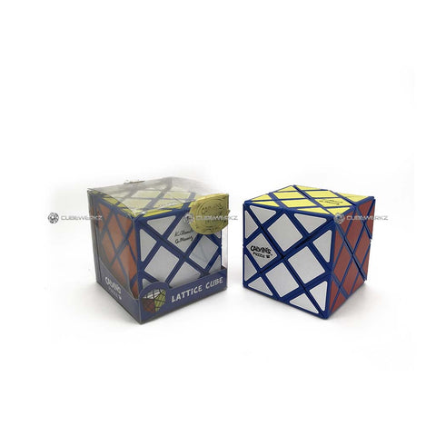 Lattice Cube 6 colors