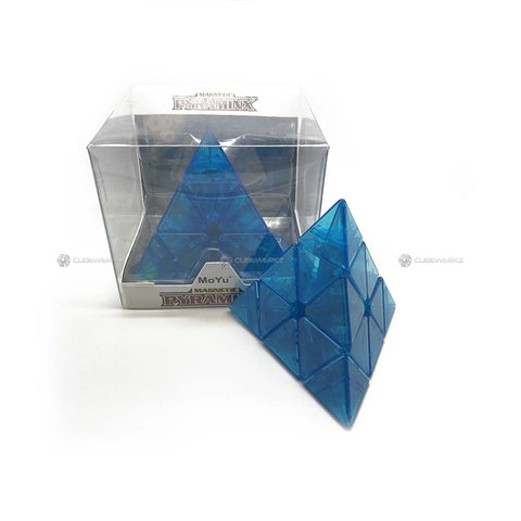 Moyu Magnetic Positioning Pyraminx Limited Edition - Cubewerkz Puzzle Store