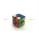 WitEden 3x3 Mixup Ultimate Cube Clear Blue Body (limited edition) - Cubewerkz Puzzle Store