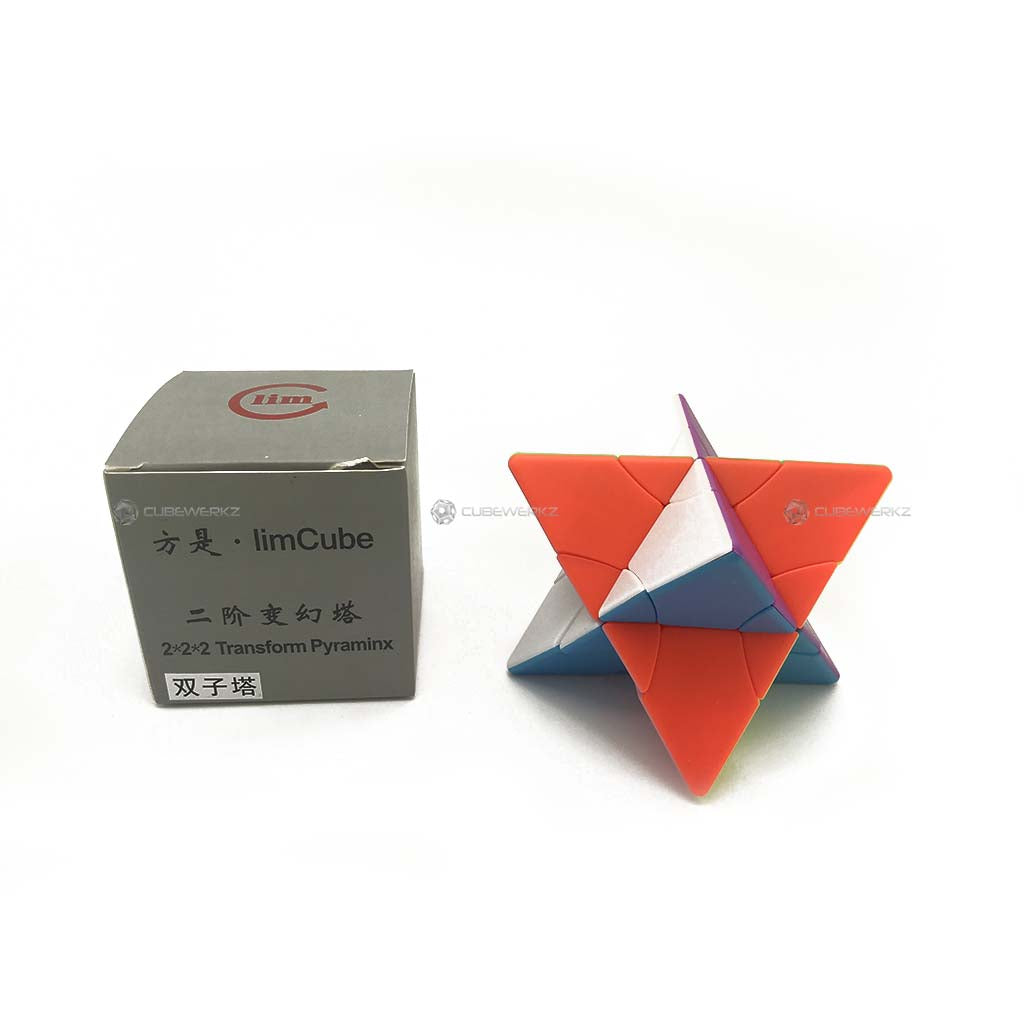 Transform 2x2 Double Pyraminx - Cubewerkz Puzzle Store