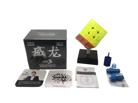 Weilong GTS 3 LM - Cubewerkz Puzzle Store