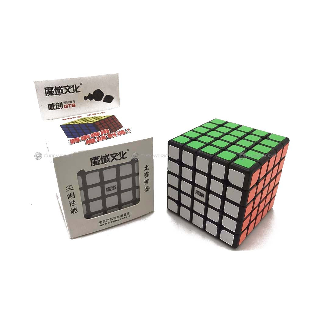 MoYU WeiChuang 5x5 GTS - Cubewerkz Puzzle Store