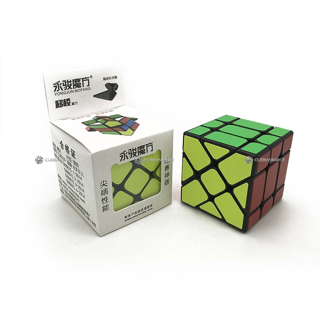 YJ Fisher 2 - Cubewerkz Puzzle Store