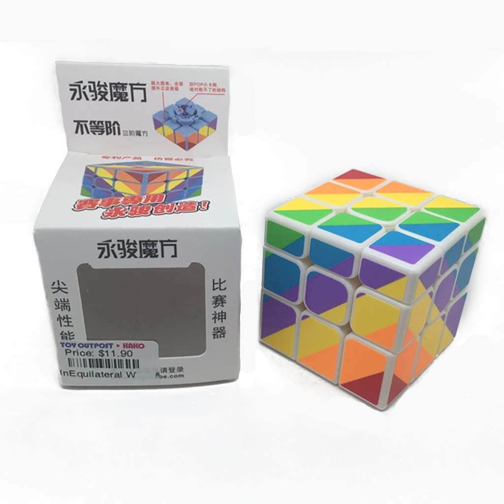 InEquilateral 3x3 - Cubewerkz Puzzle Store