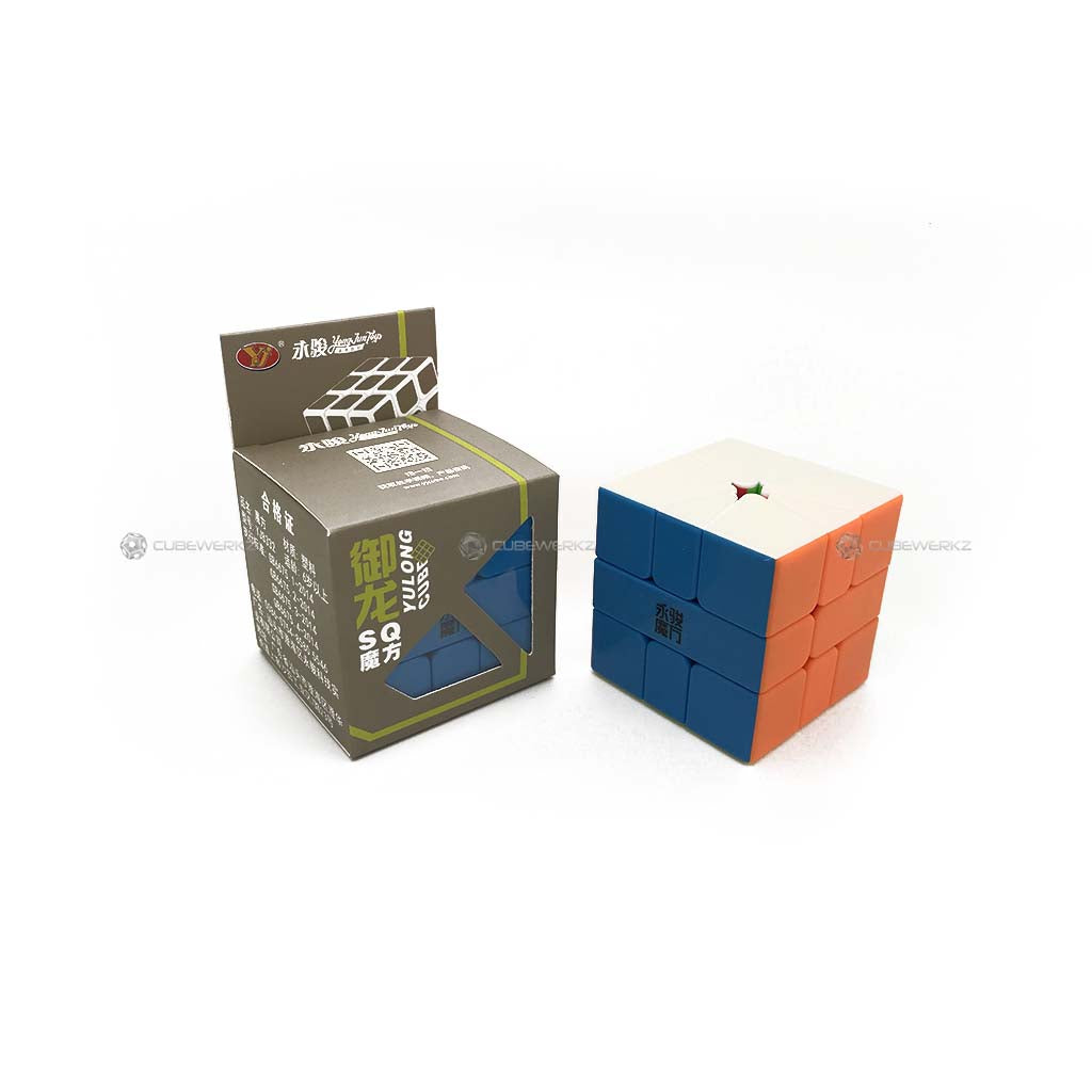 Yulong Sq1 Stickerless - Cubewerkz Puzzle Store