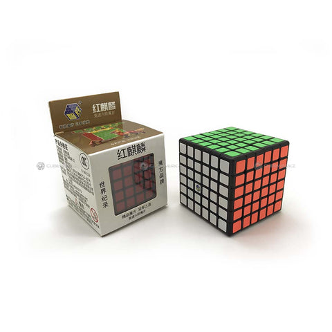 Yuxin Red 6x6 - Cubewerkz Puzzle Store