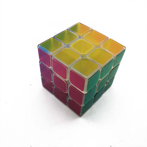 Z-Cube 3x3 (Transparent Stickers) - Cubewerkz Puzzle Store