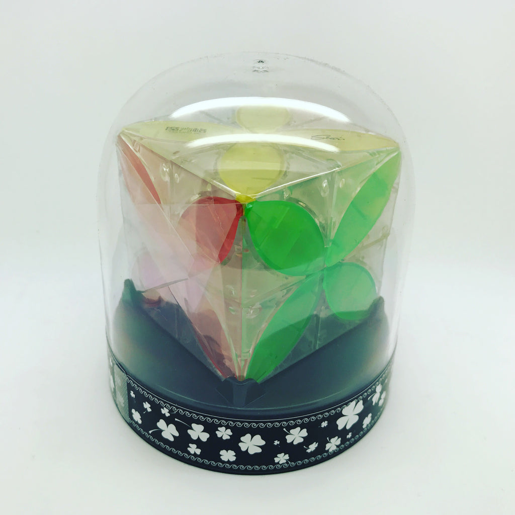 Clover Cube Plus Transparent Limited Edition - Cubewerkz Puzzle Store