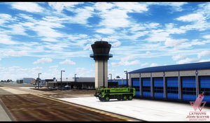 LatinVFR Orange County John Wayne Int'l Airport KSNA FSX/P3D