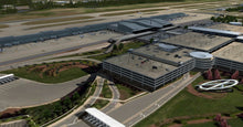 Load image into Gallery viewer, LatinVFR Raleigh-Durham Int'l Airport KRDU