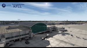 LatinVFR Fort Lauderdale-Hollywood Int'l KFLL P3D