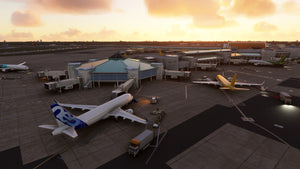 New Orleans International Airport KMSY for MSFS