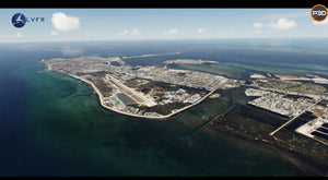 LatinVFR Key West Int'l KEYW v2 FSX/P3d
