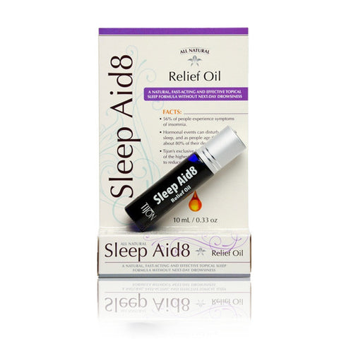 Relief Oil - Sleep Aid8 (10 mL)