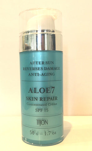 Aloe 7 Skin Repair SPF 15 (After Sun)