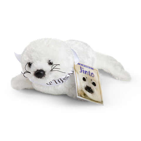 JINTO ~ Tijon's Adorable Plush Sea Lion