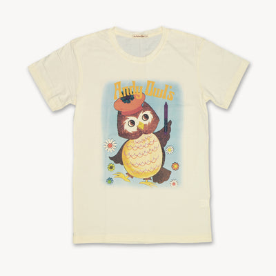 T-shirt Andy Owl's Tops tees outfits Unisex Round neck