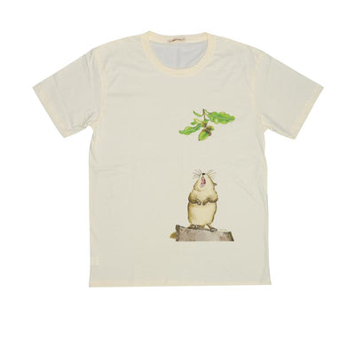 T-shirt Walnut's Squirrel Tops tees outfits Unisex Round neck