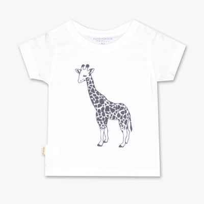 T-shirt Giraffe Tops tees outfits Unisex Round neck
