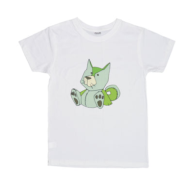 T-shirt Dog Doll Tops tees outfits Unisex Round neck