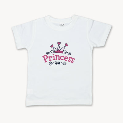 T-shirt Princess Tops tees outfits Unisex Round neck